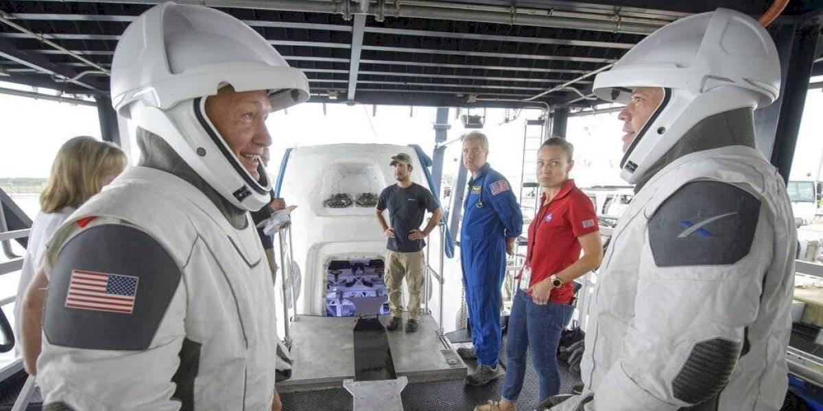 SpaceX revive lanzamientos espaciales tripulados desde EE. UU.