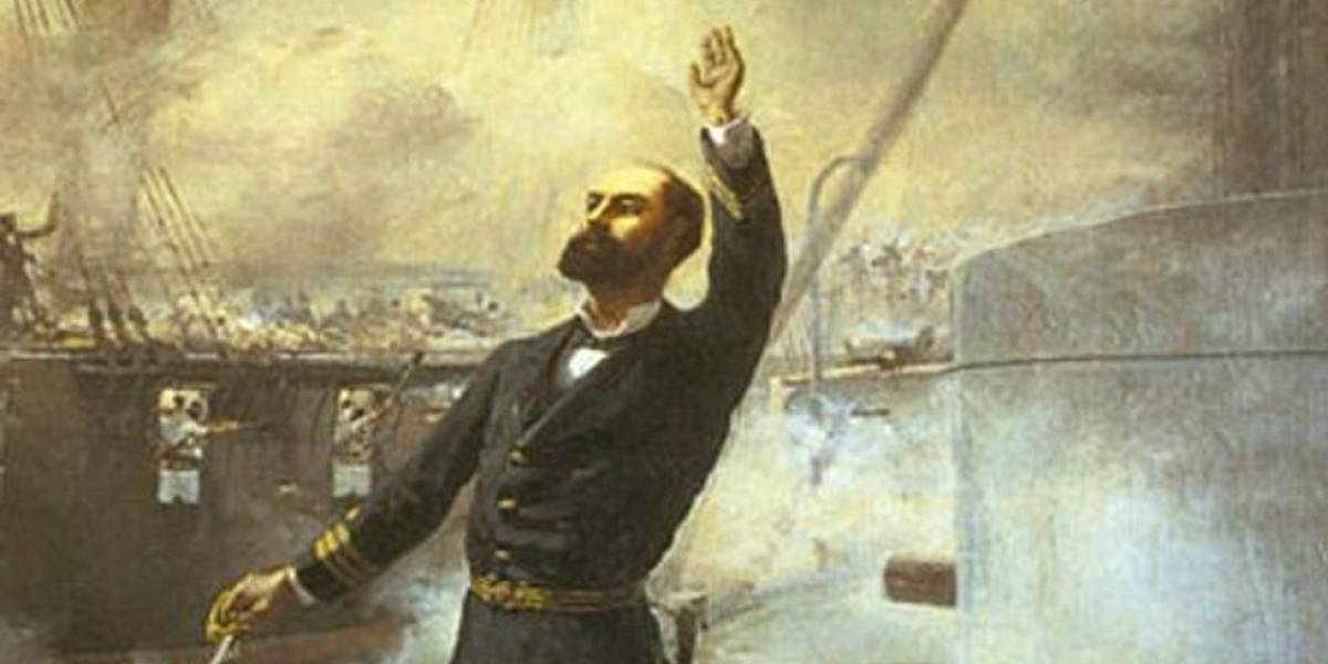 La carta del almirante Grau a la viuda de Arturo Prat y la respuesta de Carmela Carvajal