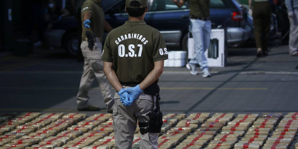 Vendía pastillas de éxtasis con la cara de Donald Trump en Arica: fue detenido y formalizado