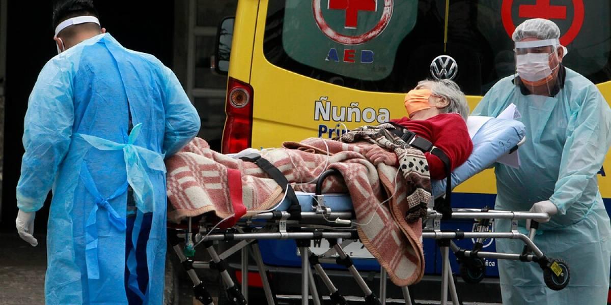 El 21 de mayo más triste: Minsal confirma récord de 45 fallecidos y casi 4 mil casos nuevos de covid-19
