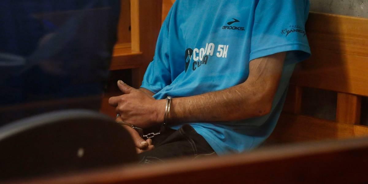 Fiscalía solicita cadena perpetua para doble homicida y femicida frustrado de San José de la Mariquina