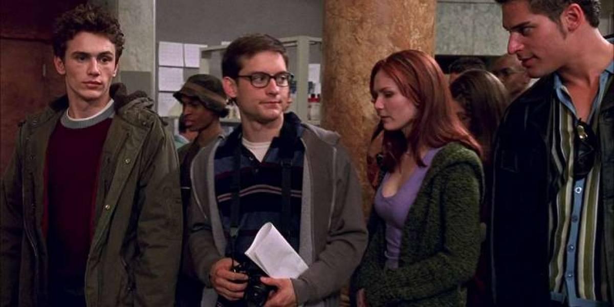 Así luce el elenco de Spider-Man 18 años después