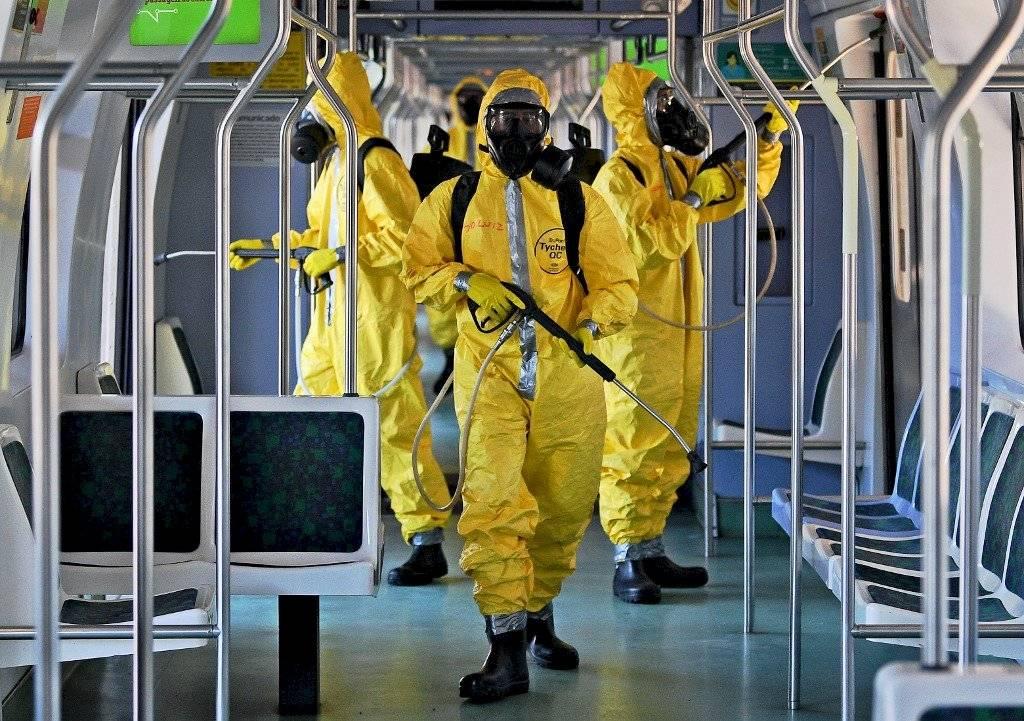 Coronavirus en el Brasil