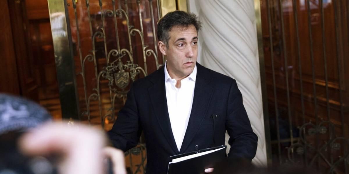 Ex abogado de Trump cumplirá resto de condena en su casa
