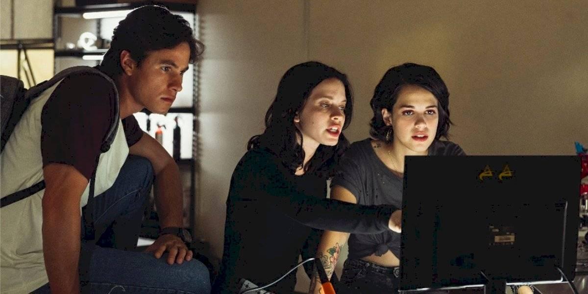 Control Z: lo que debes saber sobre el nuevo drama adolescente