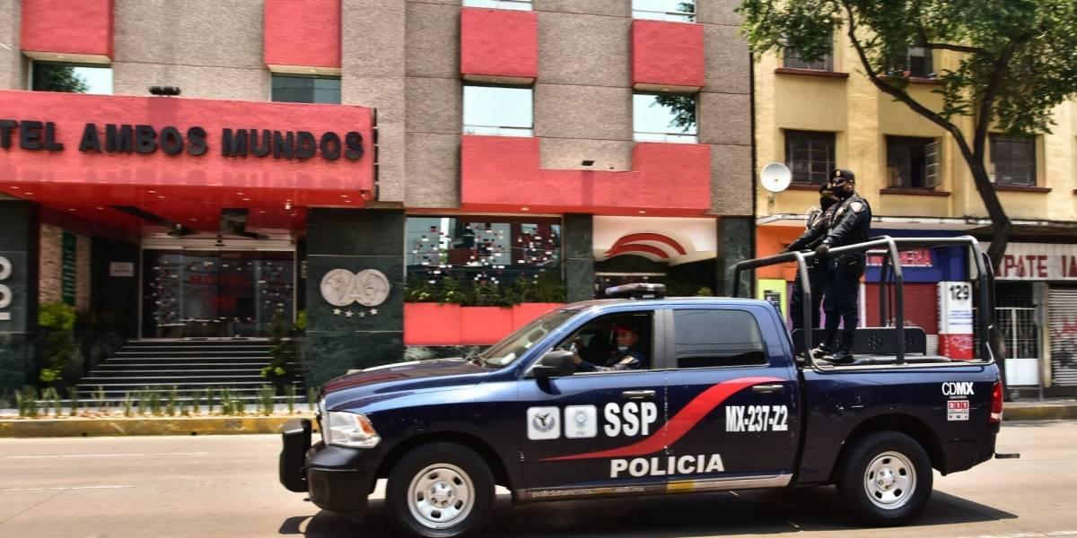 Tras secuestro de enfermeros del IMSS, reforzarán seguridad en hoteles