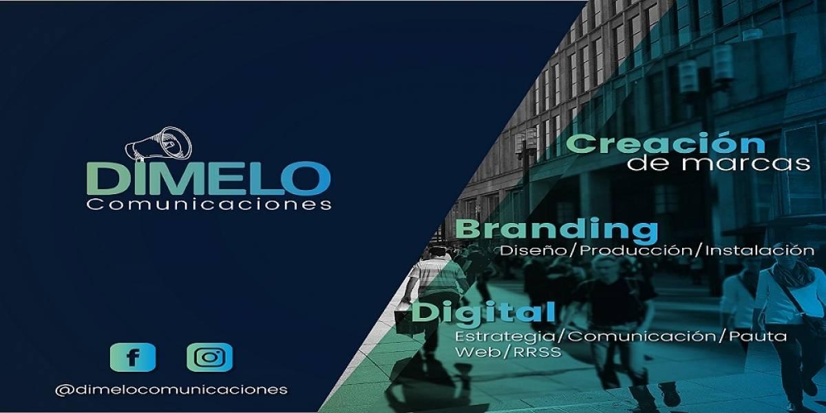 Dímelo: solución de temas digitales y de branding para tu negocio