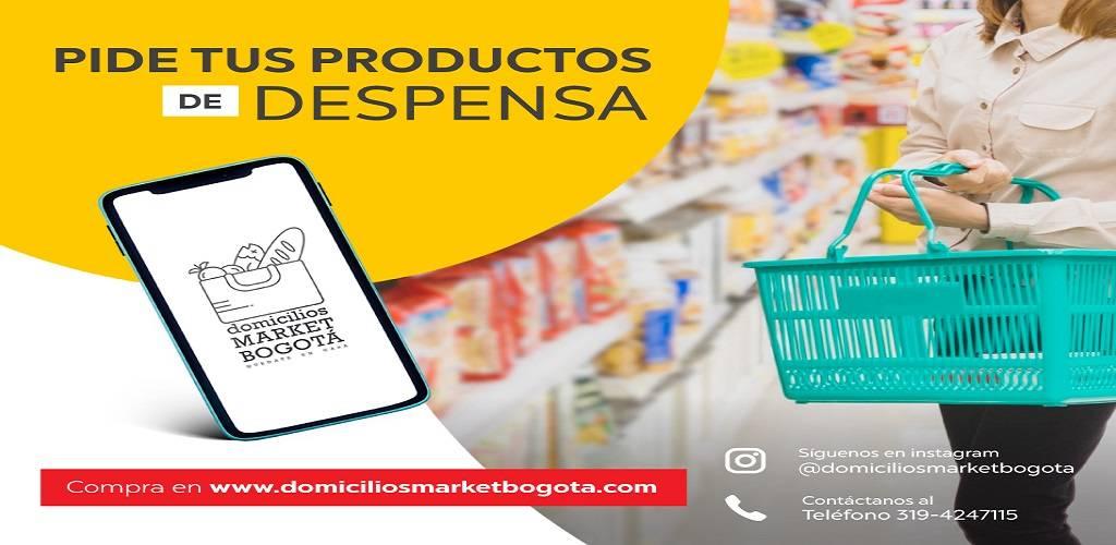 Domicilos Market Bogotá: los mejores productos para ti