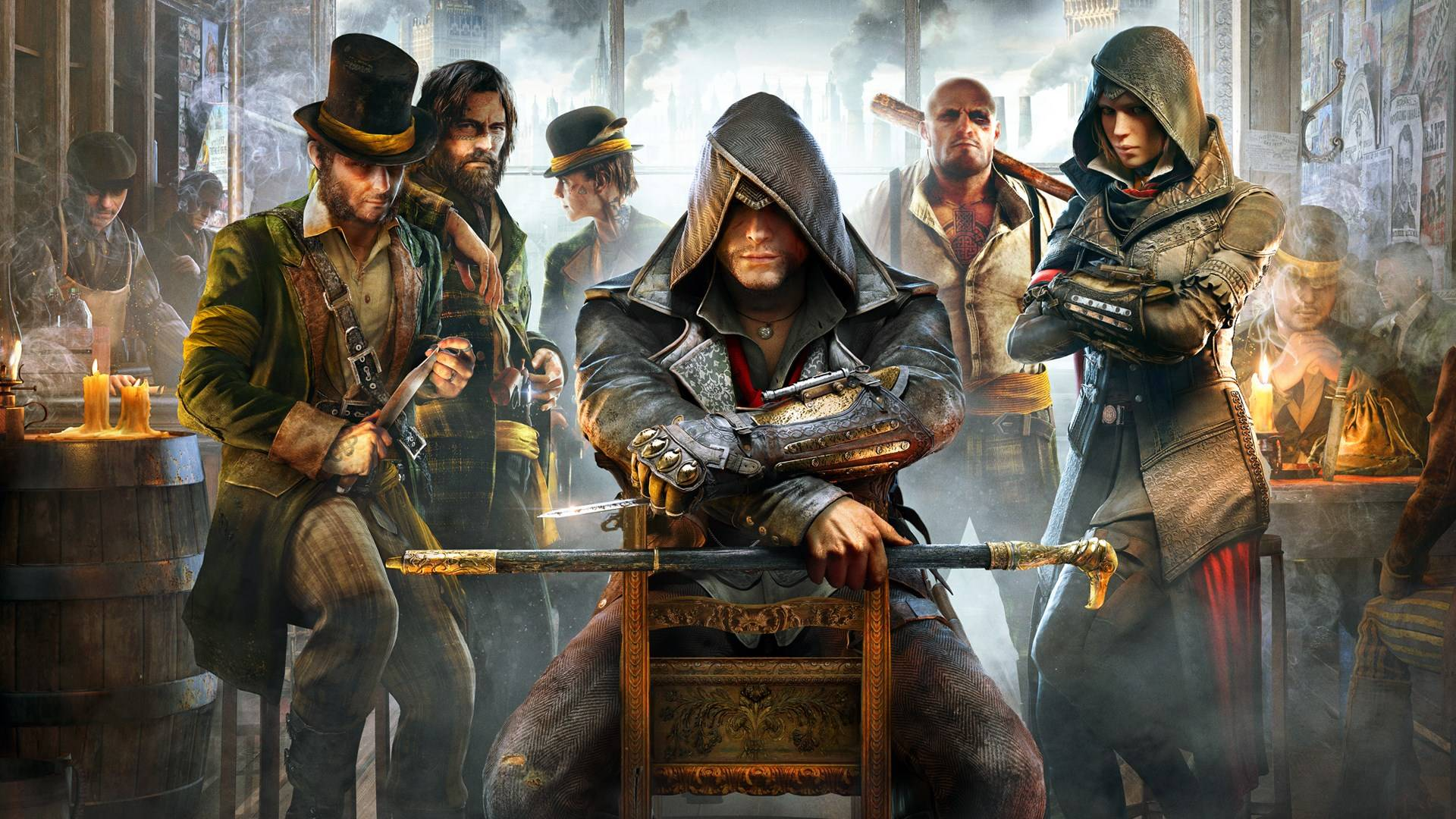 PlayStation 4 Assassin