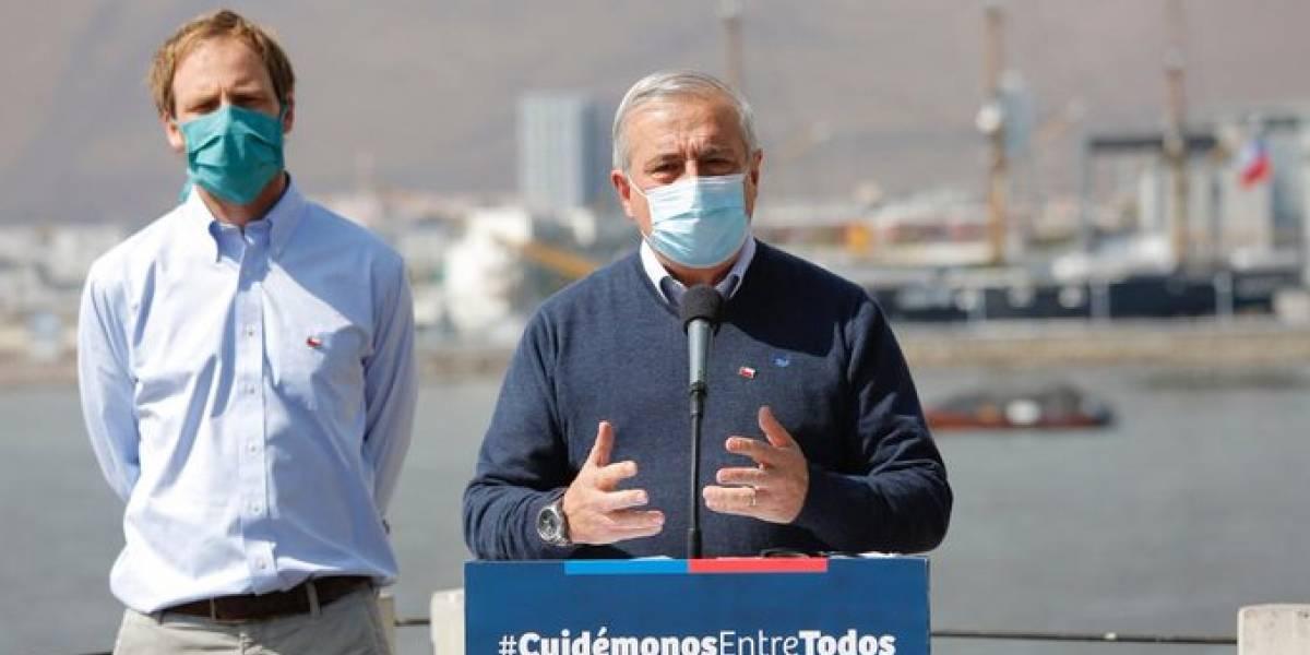 """Mañalich desesperado por la pandemia del coronavirus: """"hago un llamado a abandonar posiciones sectarias"""""""