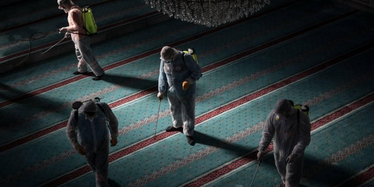 Hackean mezquitas en Turquía y ponen 'Bella Ciao' en los altavoces