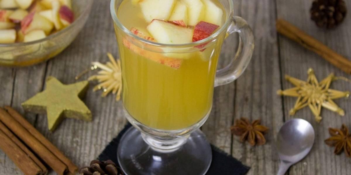 ¡Asombroso! Este jugo de manzana y limón ayuda a producir colágeno