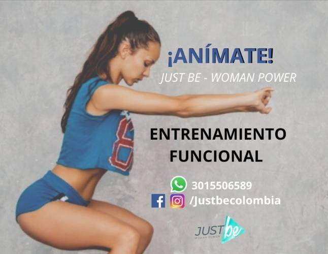 Just Be: clases virtuales para que te entretengas
