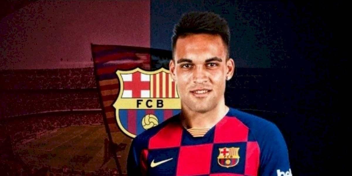 Ya no es humo: ¡Lautaro Martínez será jugador del Barcelona! Dan por hecho en Argentina