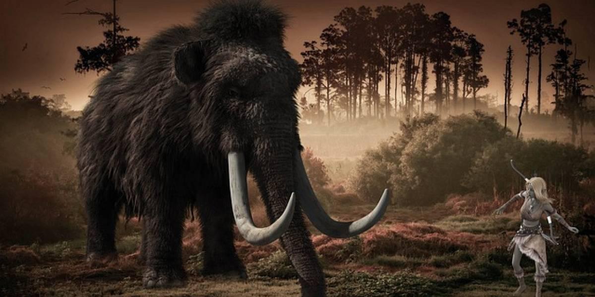Encuentran restos de más de 60 mamuts en Santa Lucía, México