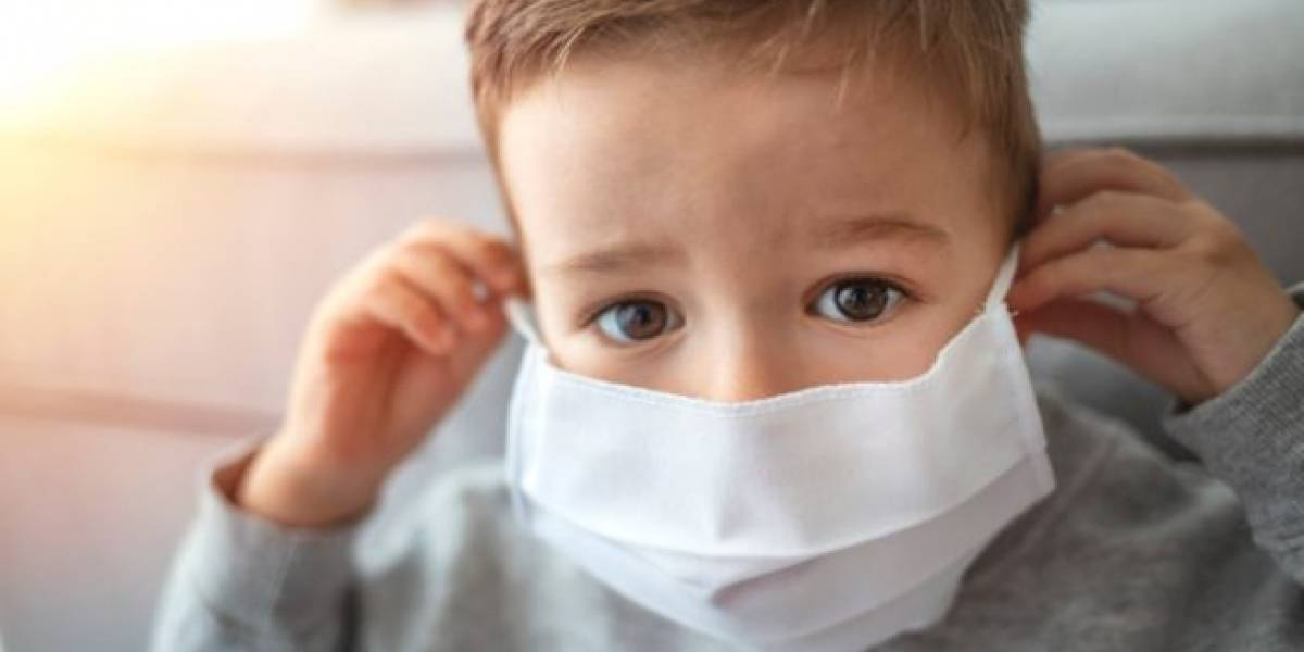 ¿Qué tipo de mascarillas pueden usar los niños para protegerse del COVID-19