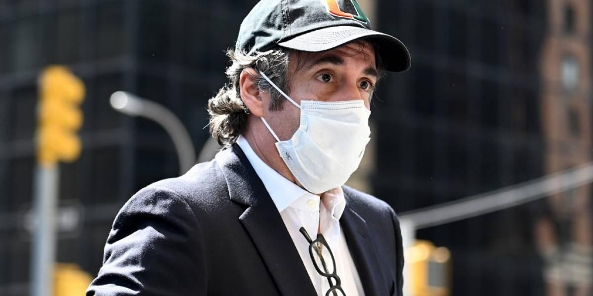 Exabogado de Trump, liberado de prisión por la pandemia de COVID-19
