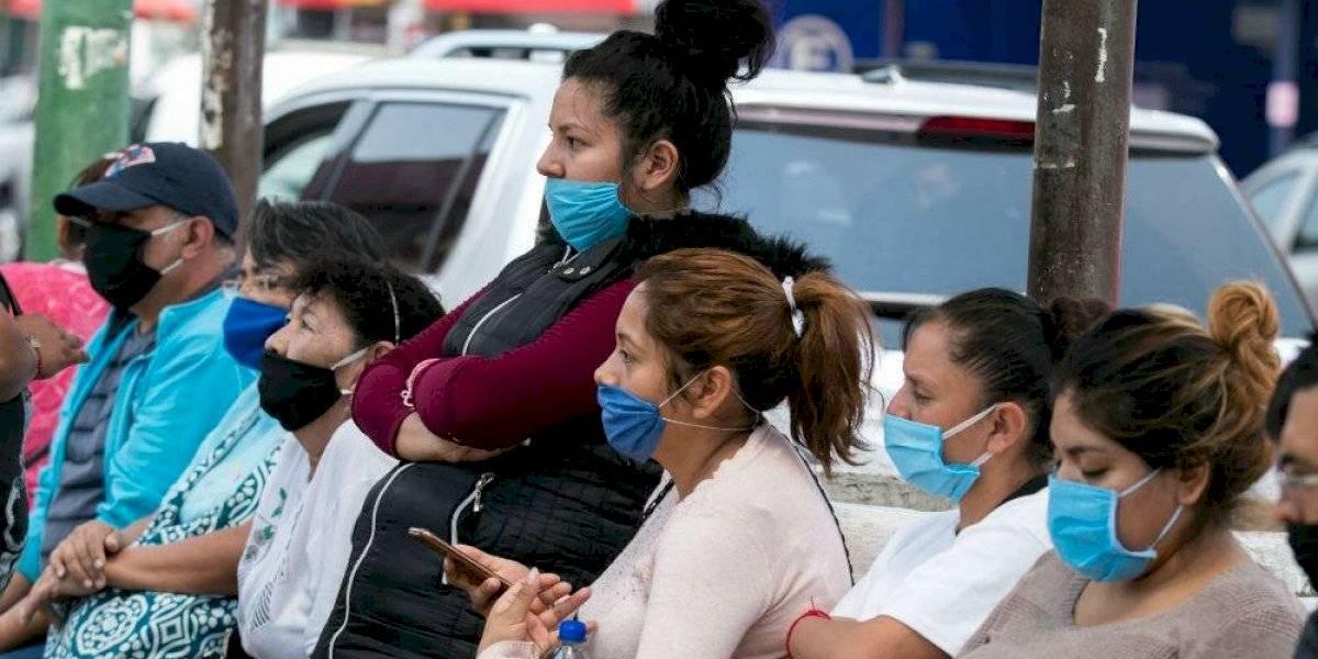 México alcanza los 6,510 decesos por Covid-19