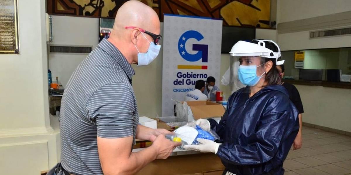 Prefectura del Guayas reanuda atención al público