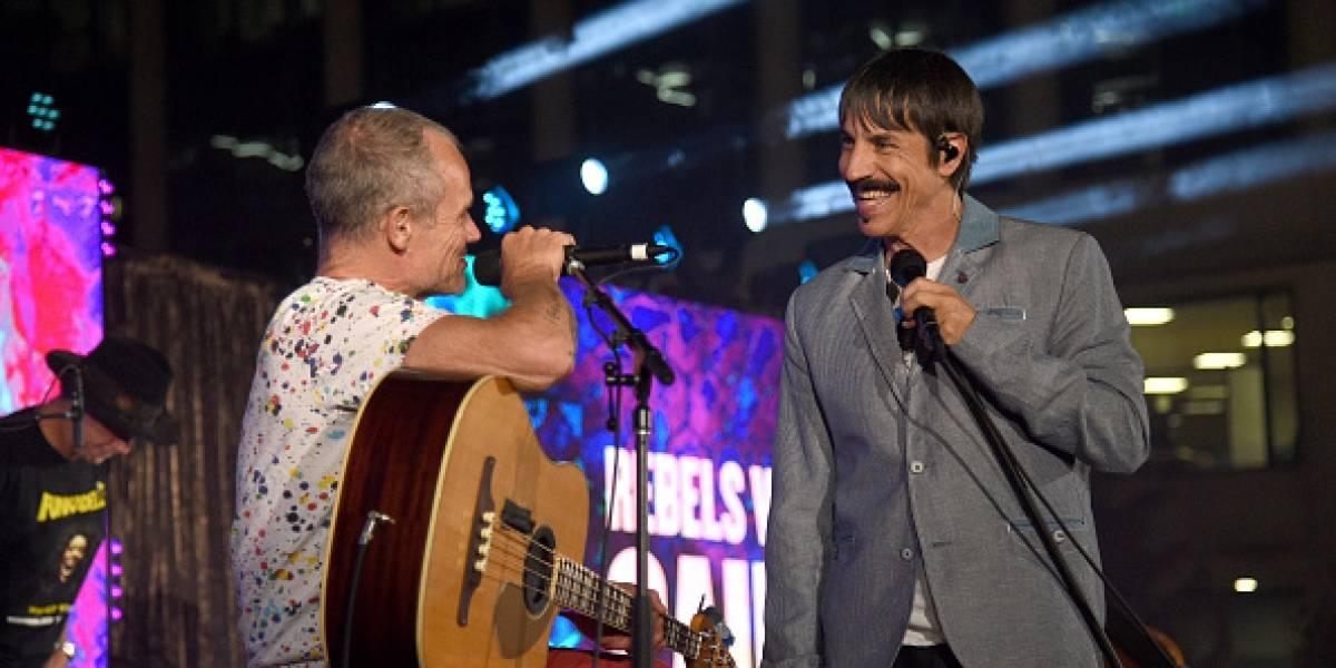 Coronavirus: dónde y cuándo será el concierto en línea de Red Hot Chili Peppers
