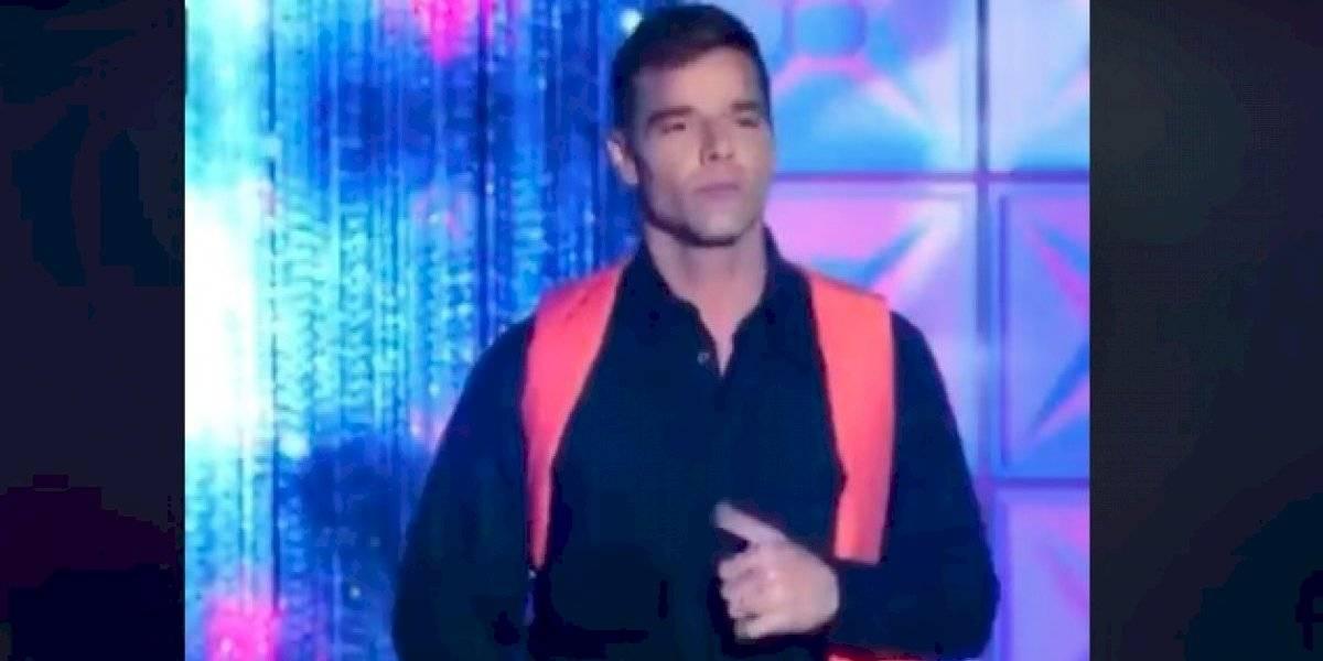 "Ricky Martin de juez en próxima edición de ""RuPauls Drag Race All Stars"" 5"