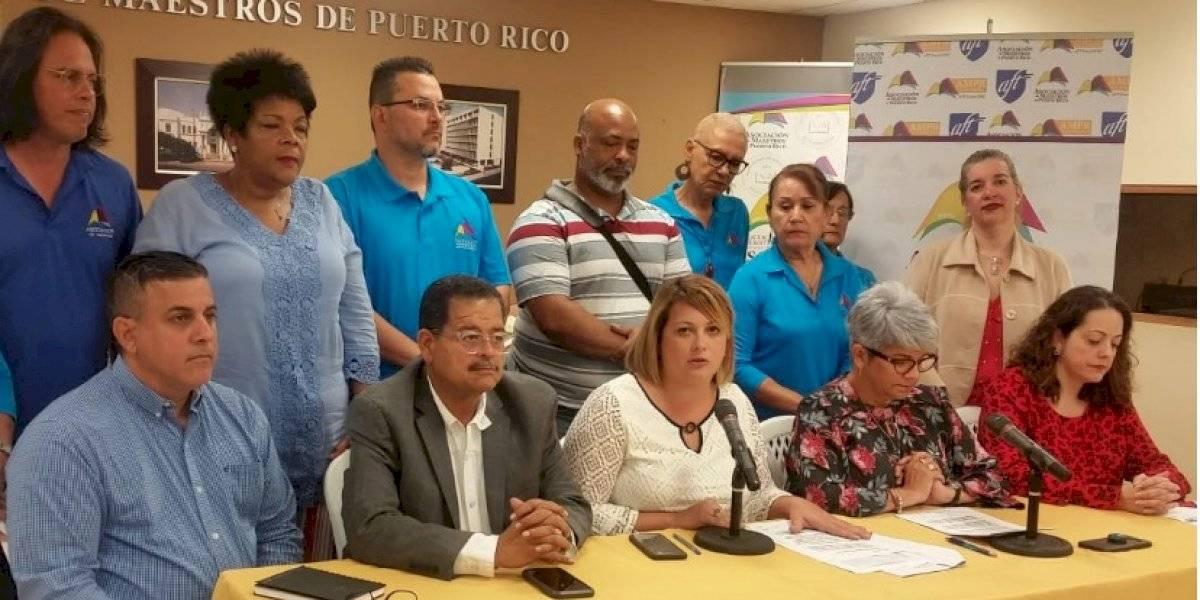 AMPR reclama a Educación cese a la declaración de recursos disponibles