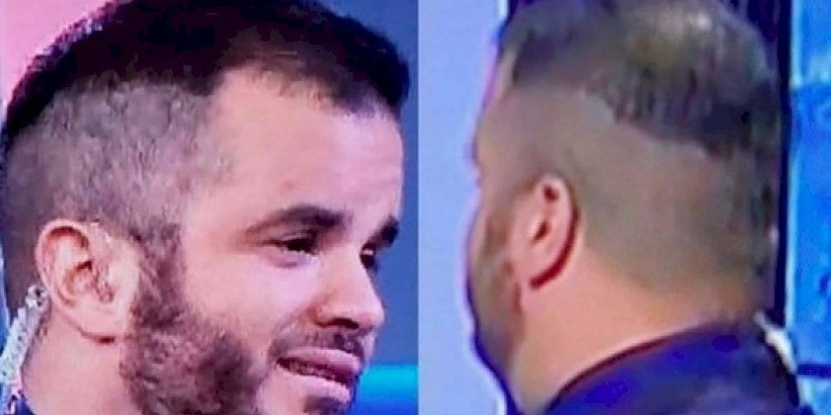 Jay Fonseca quería superar a Bad Bunny con su fallido corte de cabello