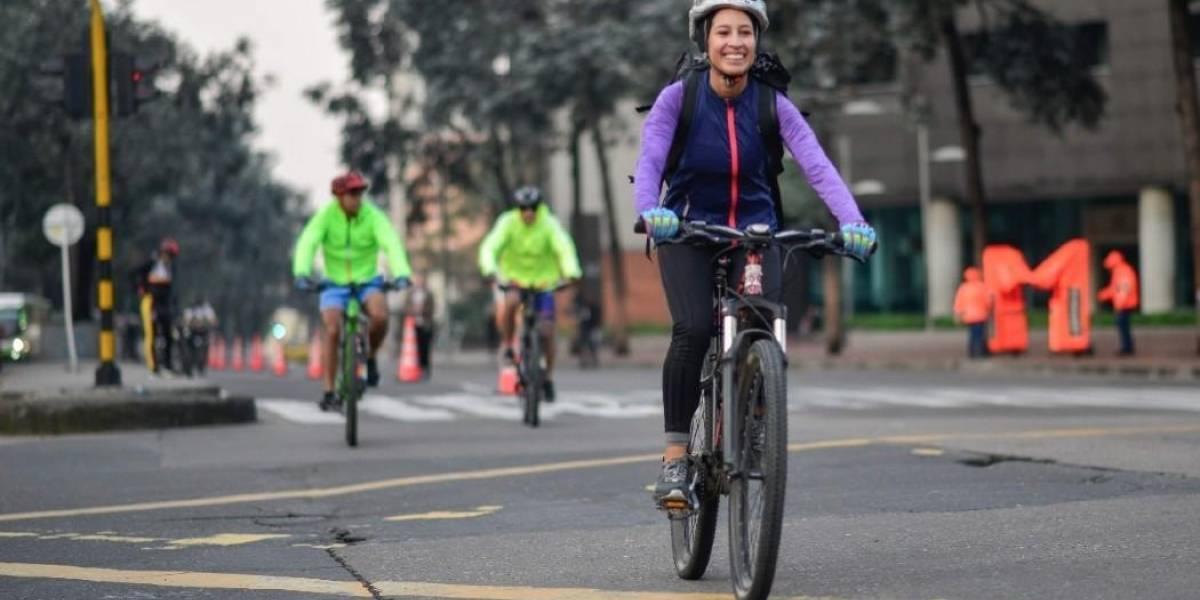 Ciclovías temporales, una de las apuestas para descongestionar TransMilenio