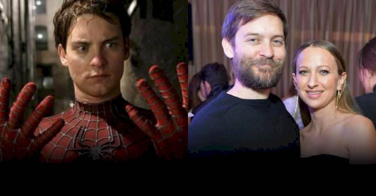 Tobey Maguire interpretó a Peter Parker