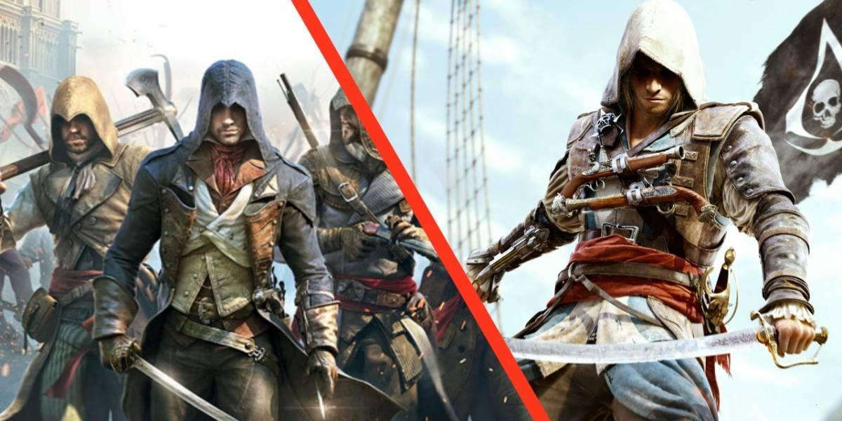 PlayStation 4: cuatro juegos de Assassin's Creed están disponibles por menos de $15 dólares