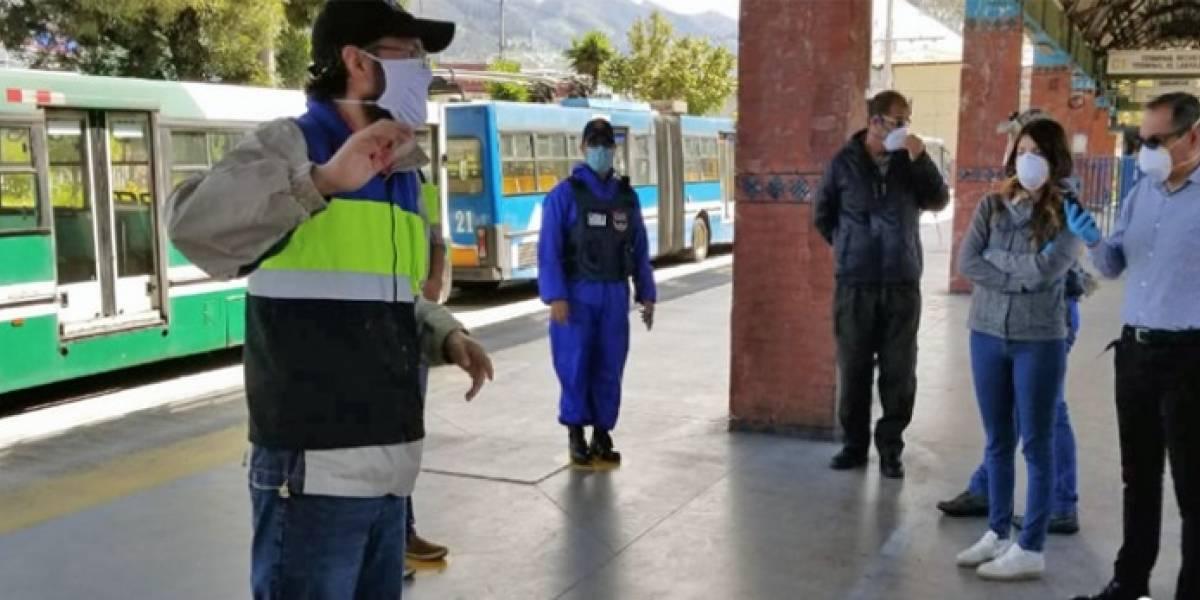 Las 6 normas que se deberán acatar para el transporte en Quito