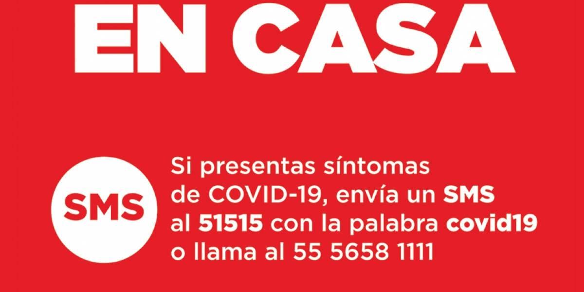 Anuncio Gobierno de México edición CDMX del 22 de mayo del 2020, Página 04