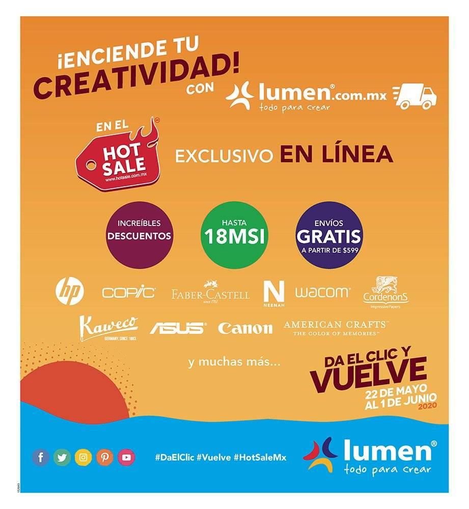 Anuncio Lumen edición CDMX del 22 de mayo del 2020, Página 16