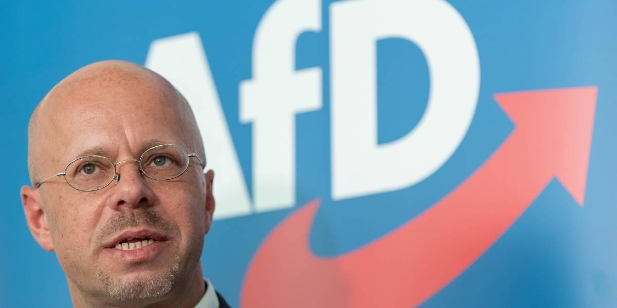 Alemania.- El líder parlamentario de AfD minimiza el cisma abierto con la expulsión de un diputado por vínculos neonazis