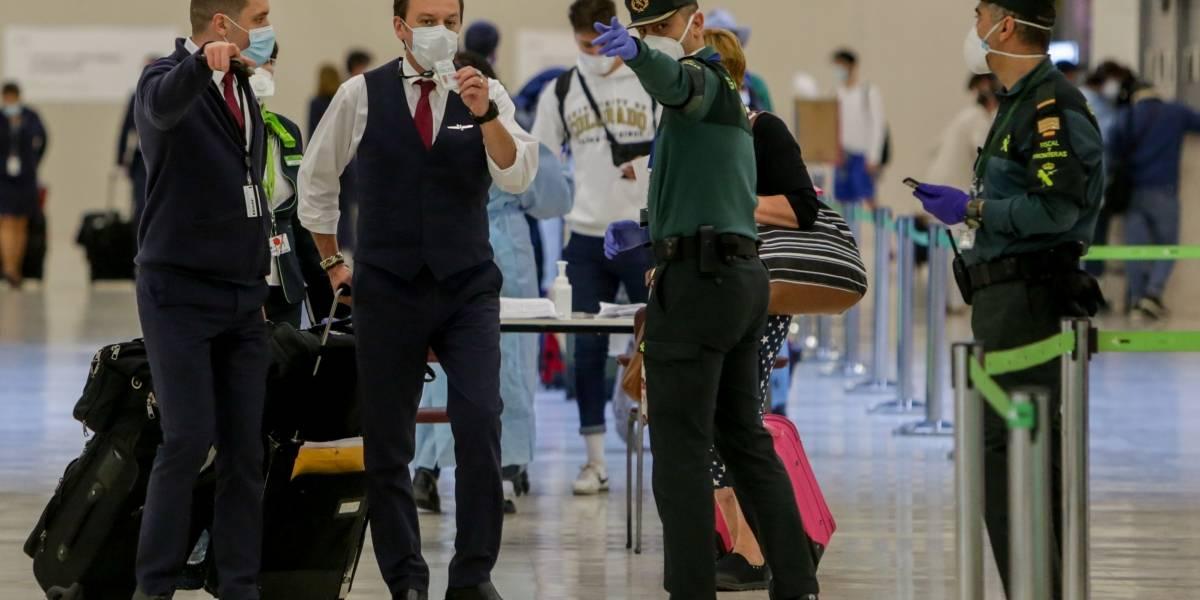 Latinoamérica.- Doce vuelos repatriarán españoles y residentes desde Iberoamérica antes de junio