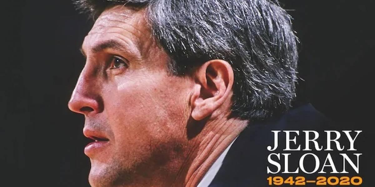 Baloncesto  NBA. Fallece Jerry Sloan el entrenador que llevó a Utah Jazz a dos Finales de la NBA