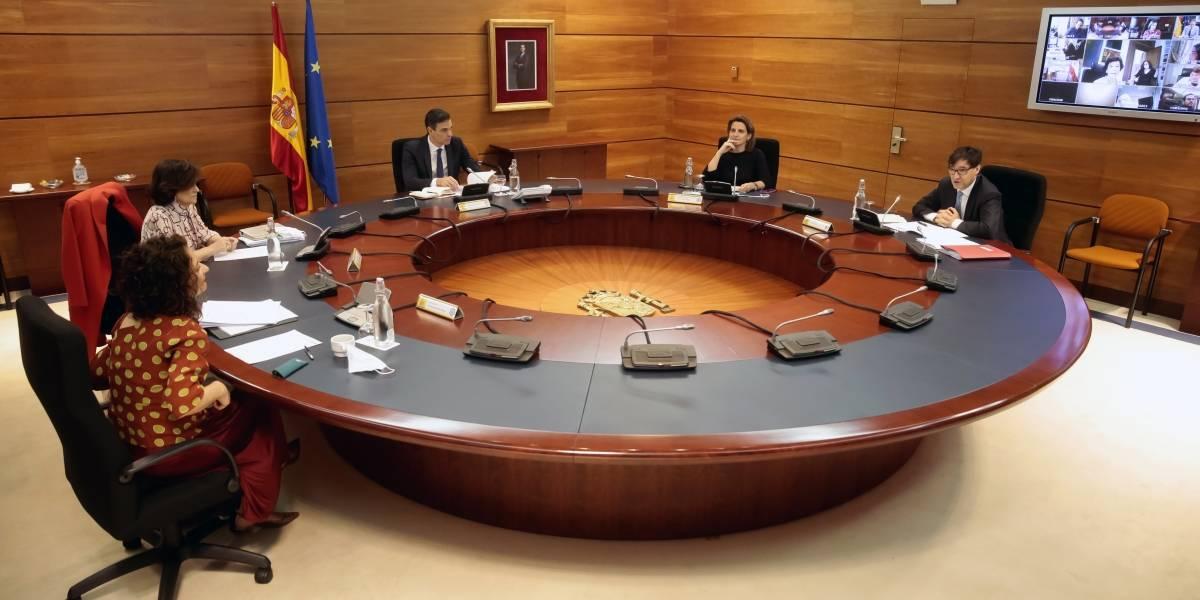 """España.- El Gobierno justifica el pacto con Blidu en su """"obligación"""" de """"amarrar"""" la alarma y culpa a PP y ERC"""