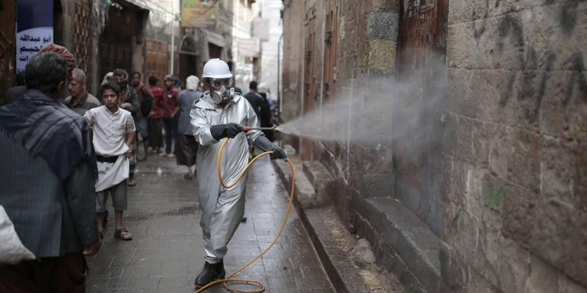 """Coronavirus.- La ONU afirma que el sistema sanitario de Yemen """"ha colapsado"""" a causa de la pandemia de coronavirus"""