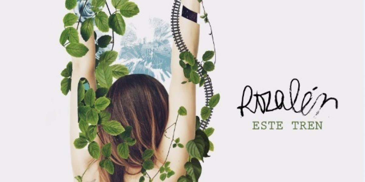 Cultura.- Rozalén presenta 'Este tren', primer adelanto de su próximo álbum