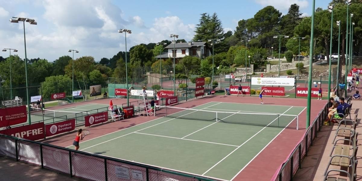 Tenis.-La RFET también pone en marcha la Liga MAPFRE de tenis femenina