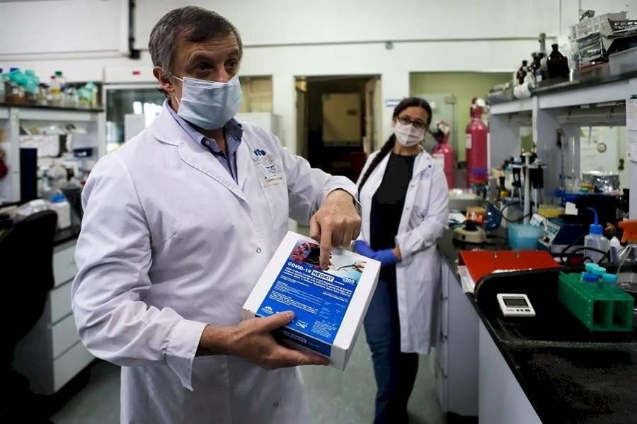"""Argentina gestiona exportar a varios países su """"simple"""" test rápido de COVID-19"""