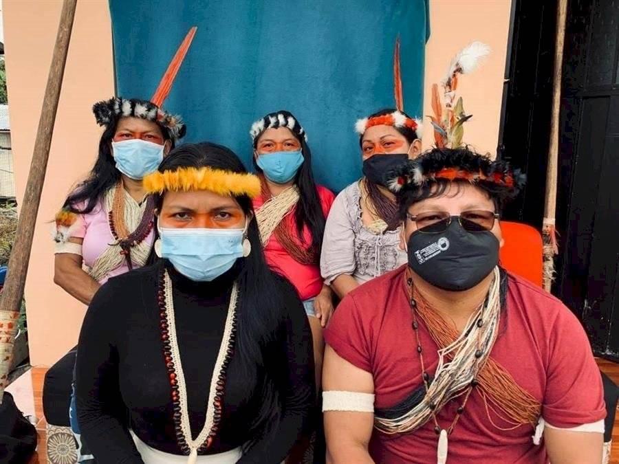 Piden medidas cautelares para velar por la vida de indígenas waoranis en Ecuador