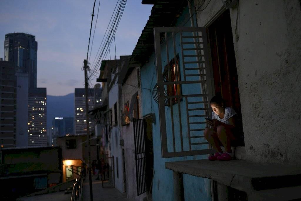 Distanciamiento social en Venezuela
