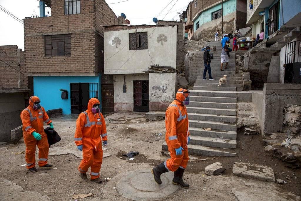 Control de la pandemia de Covid-19 en Venezuela