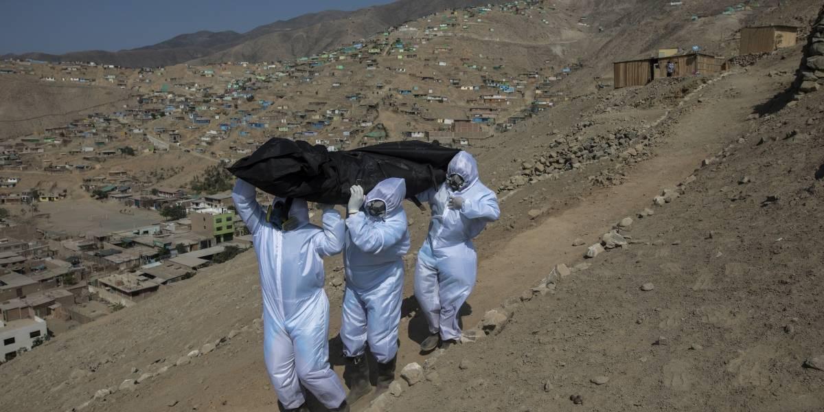 Perú está en cuarentena desde el 16 de marzo y ahora la extendió hasta el 30 junio para frenar el coronavirus