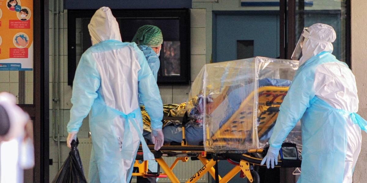 Chile, actualización 1 de junio: informan más de 5.400 casos nuevos y 59 fallecidos por Covid-19