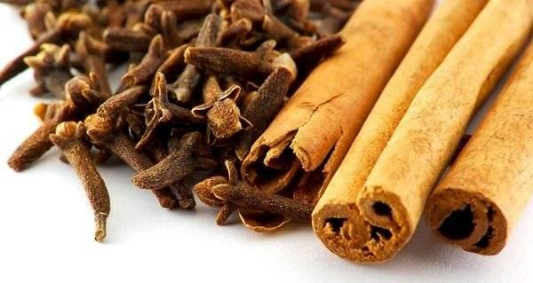 Un masaje con una crema preparada a base de canela y clavos de olor es muy efectiva