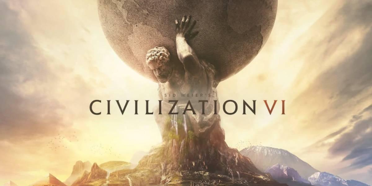 Game Sid Meier's Civilization VI está disponível gratuitamente por tempo limitado