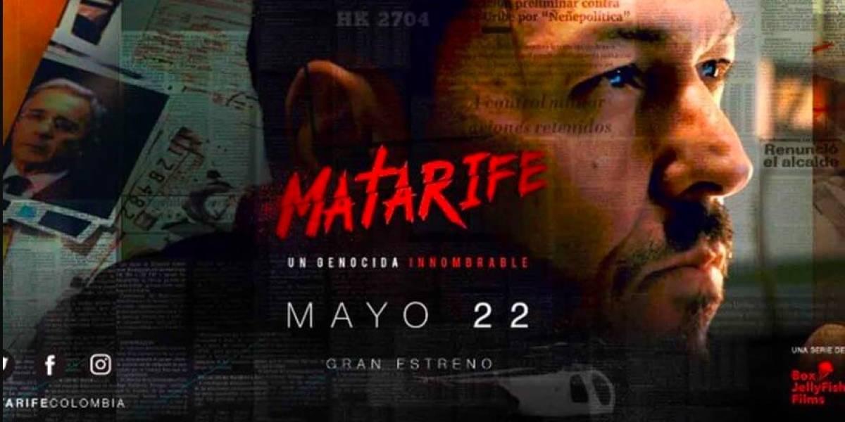 ¿De qué trata 'Matarife', la serie sobre Álvaro Uribe que se estrenó con éxito?