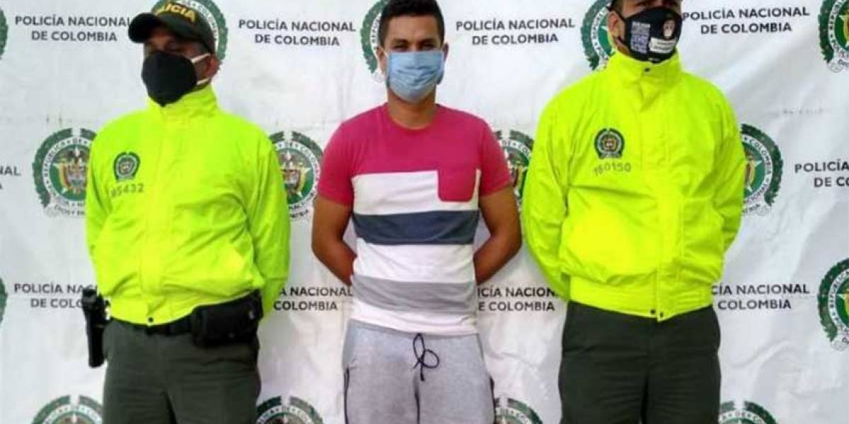 Capturan a un hombre acusado de abusar de una familiar
